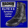 Берцы Magnum Elite из водонепроницаемой кожи обувь для специальных задач