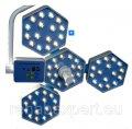 Потолочный Операционный Светильник CF-LED 04 Светодиодная лампа без теневая