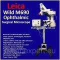 Операционный микроскоп для офтальмологии Leica Wild M690 Ophthalmic Surgical Microscope