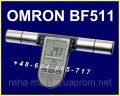 OMRON BF 508/511 Bathroom Scales Monitor of key parameters of a body, constitution and weigh