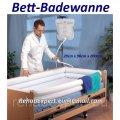 Надувная Ванна для пациента позволяет мыть лежачих больных