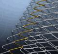 Сетка арматурная сварная, с квадратными ячейками из рифленой проволоки , сварная , затяжки металлические