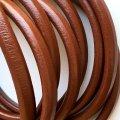 10 x 5 мм, Коричневый | Кожаный шнур Regaliz | Испания
