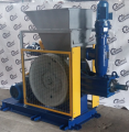 Оборудование для изготовления топливных брикетов типа nestro. Производительность 250 – 450 кг/час