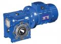 Мотор – редукторы червячные одноступенчатые тип МЧ 63