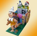 Детская качалка «Pinocchio»