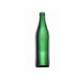 Стеклянная бутылка для минеральной воды 500 ml, MCA