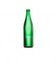 Стеклянная бутылка зеленая для минеральной воды 500 ml, MCA