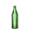 Стеклянная бутылка пивная зеленая 500 ml