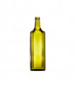 Стеклянная бутылка для вина, цвет кюве, 750 ml, PP finish