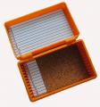 Планшет-коробка НР4008 на 12 предметных стекол