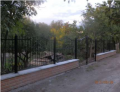 Barrières de sécurité métalliques