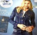 Женские джинсовые жакеты Esmara
