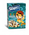 Кукурузные шарики Start! Jolly Roger Instant cereal breakfast 250гр