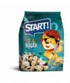 Кукурузные шарики Start! Jolly Roger Instant cereal breakfast 500гр