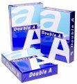 """El papel А4 """"Double A"""" (Tailandia), 80 g/m2, 500 hojas, la clase """"Y"""