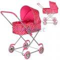 Детская коляска для кукол Melogo 9308 W