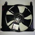 Вентилятор основной в сборе (малый двигатель) Ланос Польша 96605374