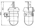 Конденсатор ТГК1-1Ку3 8кВ 1000пф