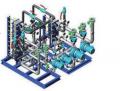 Сепаратор нефтегазовый со сбросом воды объёмом 50 м³