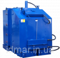 Industrial solid fuel boiler Idmar KW-GSN (800 kW) for solid fuels