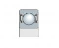 Подшипник однорядный с резиново-металлическим уплотнением