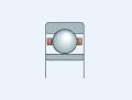 Плавающий радиальный шариковый подшипник