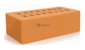 Brick front peach English format (215х105х65)