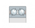 Подшипник радиально-упорный двухрядный без уплотнения