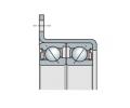 Подшипниковые узлыс радиально-упорными подшипниками и с штампованными корпусами