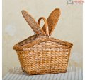 """Basket for a picnic from a rod """"Standard"""