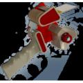 Размотчик клейкой ленты, диспенсер T291, 48мм. Артикул: 420241