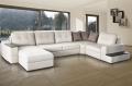 Модульный угловой диван-кровать