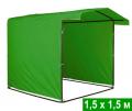 Палатка 1,5х1,5м  труба 16мм