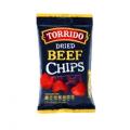 Torrido dried beef chips