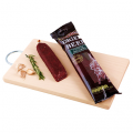 Torrido dried beef sausages with turkey