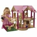 Кукольный домик Eichhorn (с фигурками)