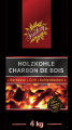 Charbons préemballés