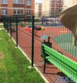 Fence from a grid height 1.8m the Section STANDARD the SZS-10 code