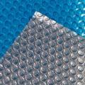 Двухцветная солярная пленка для бассейна Aqua Viva,  ширина 7,5м.