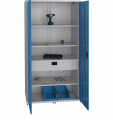 Cabinets for tools
