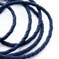 Шелковый шнур Милан 222 | 5.0 мм Цвет: Синий 99