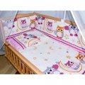 Захист на все ліжко з 2-х частин по верхньому краю оздоблюв.стрічка висота 33см ДБ090