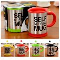 "Circle mixer ""Self stirring mug"