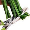 Ножницы кухонные для нарезки зелени