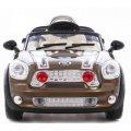 Детский электромобиль JE 118 R-13 Mini Cooper с пультом управления