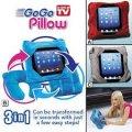 Подушка-подставка Гоу Гоу Пиллоу Go Go Pillow — для планшета и для сна