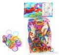 Резинки для плетения браслетов Rainbow loom bands
