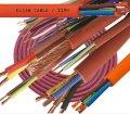 Жаростойкий силиконовый кабель Red Cupper 3 x 1,5 mm