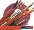 Жаростойкий силиконовый кабель Red Cupper 3x1,5
